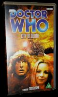 Doctor Who: City of Death (Re-Release) - Video